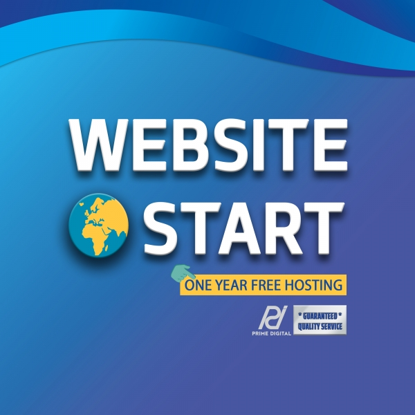 Website start primedigital promo