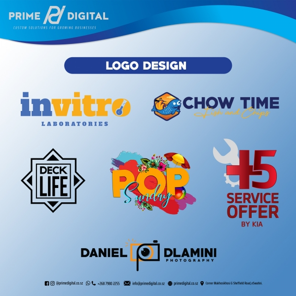 Logo Design Prime Digital